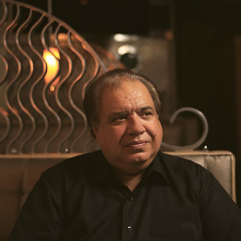 Image result for shahzad khokhar owner of cafe zauq